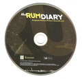 The rum Diary Soundtrack CD Booklet