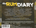 The rum Diary Soundtrack CD Booklet - the-rum-diary photo