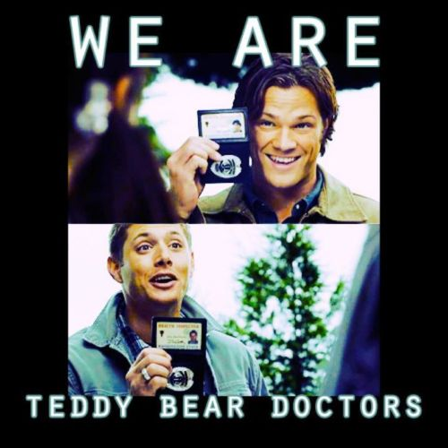 They are Teddy urso Doctors!