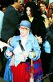 This elderly lady was knocked down by a crowd of fans, MJ helped her up and gave her ride home. - michael-jackson photo