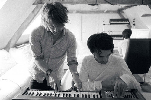 Thom and Jonny