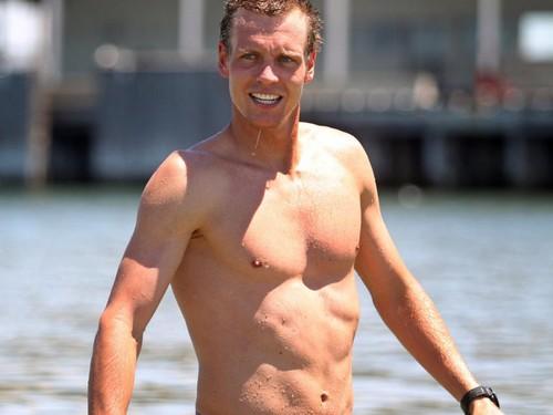 Tomas Berdych hot body 2012