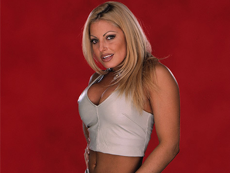 Happens. Trish stratus sexy naked legs