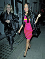Tulisa Contostavlos Out For Dinner In London - tulisa-contostavlos photo