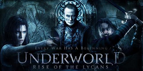 underworls Rise of the Lycians
