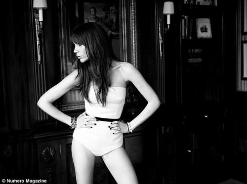 Victoria Beckham Numero magazine 2012