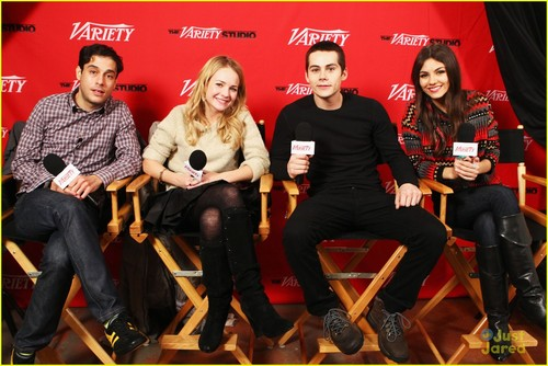 Victoria Justice's 'First Time' at Sundance - victoria-justice Photo