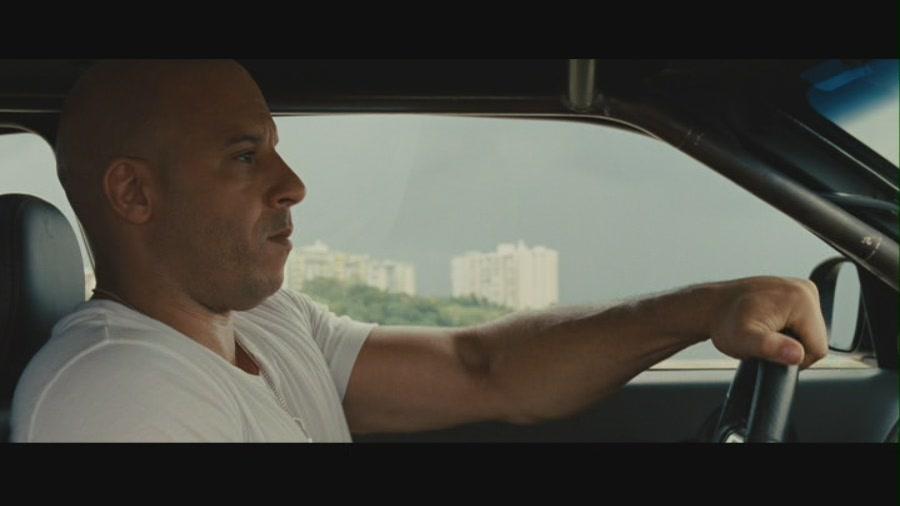 Vin in Fast Five - Vin Diesel Image (28550843) - Fanpop