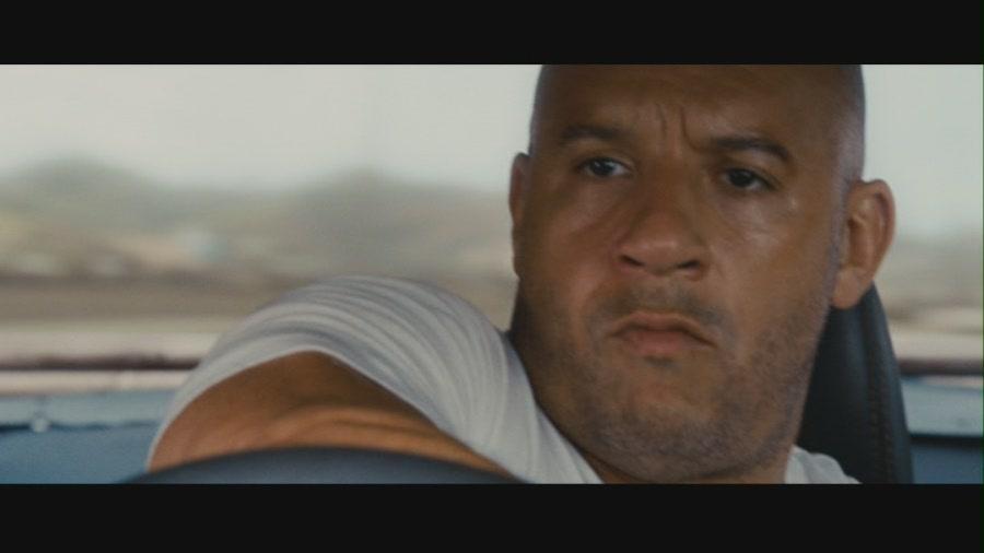 Vin Diesel Fast Five