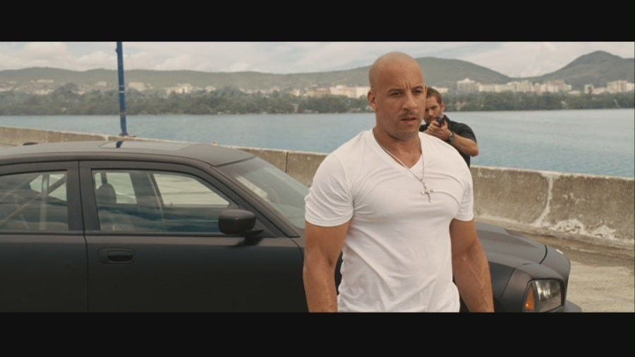 Vin in Fast Five - Vin Diesel Image (28551000) - Fanpop