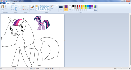 WIP: Twilight Sparkle