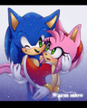 Warm snow - sonic-and-amy photo