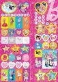 Winter 2011-2012 mag free STICKERS - barbies-magazines photo