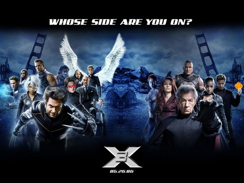 X Men Films Wallpaper With Anime Called