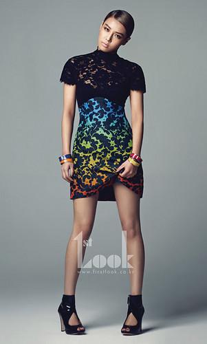 Yubin 1st Look Magazine