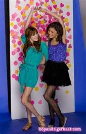 Zendaya and Bella <3