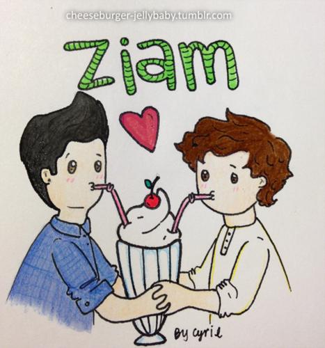 Ziam ! X ♥