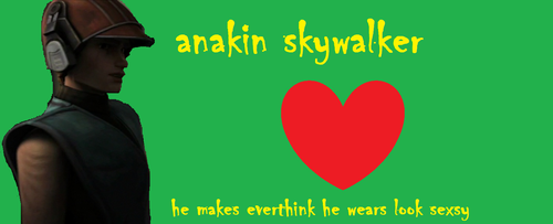 anakin fan art