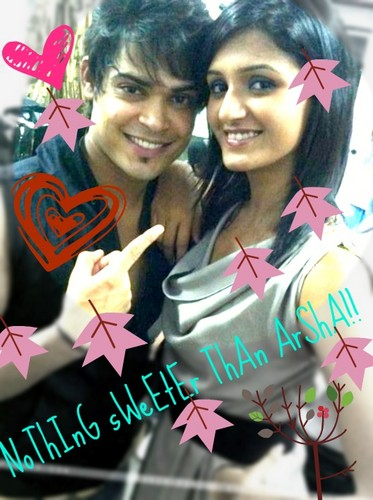 arsha the sweetest couple!!!!