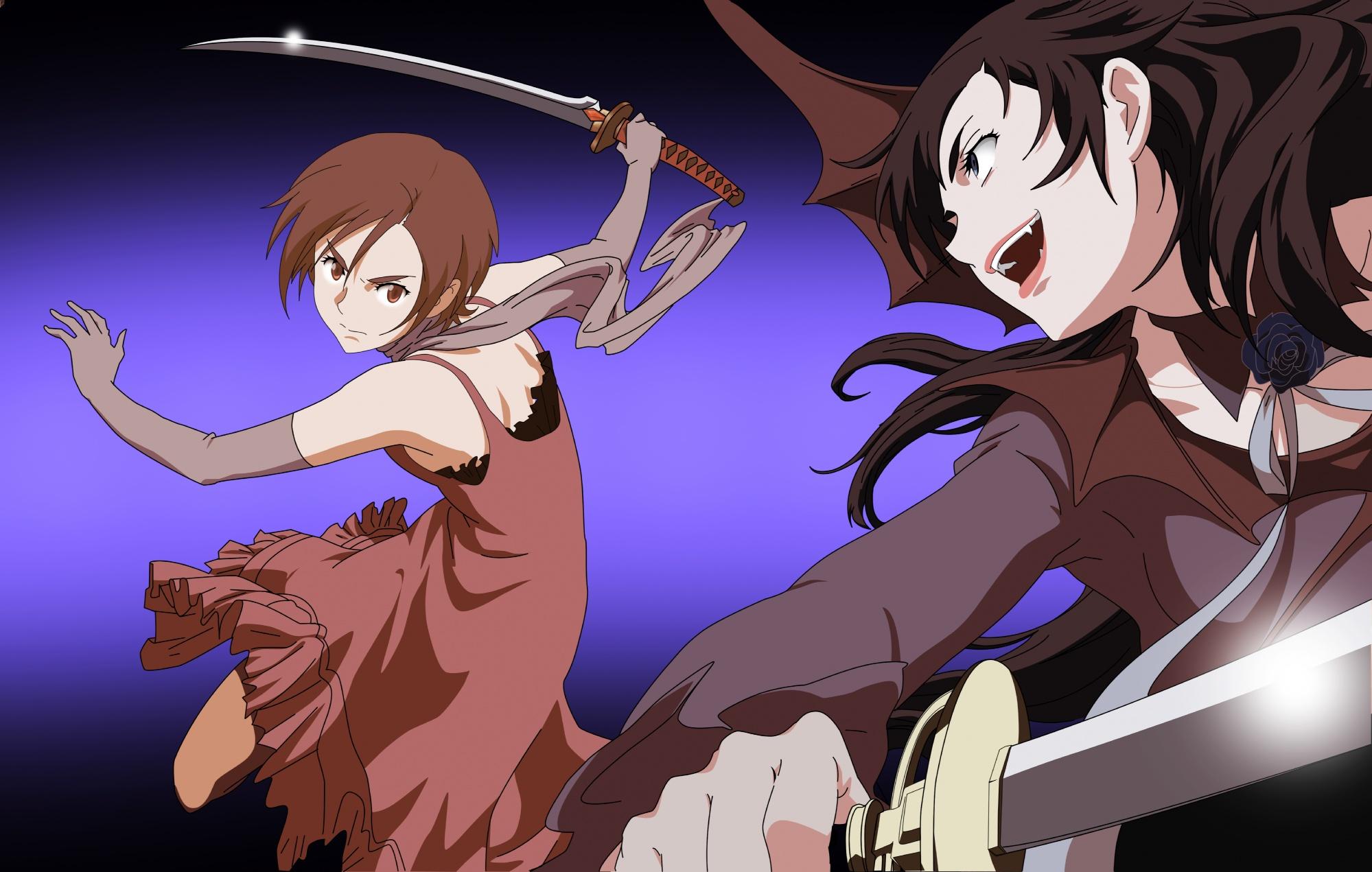 Anime - Blood + Blood-anime-28556132-1999-1271
