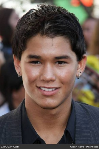 Boo Boo Stewart wallpaper probably with a business suit and a portrait entitled boo boo stewart