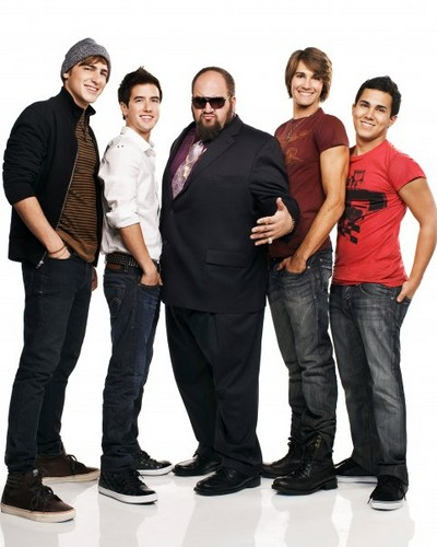 Big Time Rush wolpeyper with a business suit, a well dressed person, and a pantleg titled btr