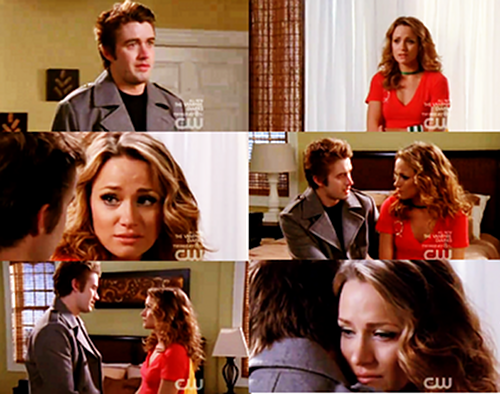 Clay and Quinn wallpaper with a portrait titled clay & quinn
