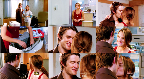 Clay and Quinn wallpaper probably with a portrait titled clay & quinn