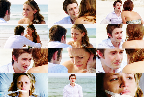 Clay and Quinn wallpaper probably with a portrait entitled clay & quinn