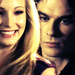 damon and caroline - sofija icon