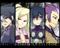 danball senki - danball-senki-boost-little-battlers-experience fan art