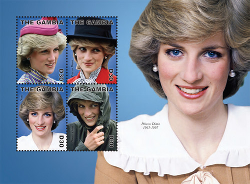 diana stamp