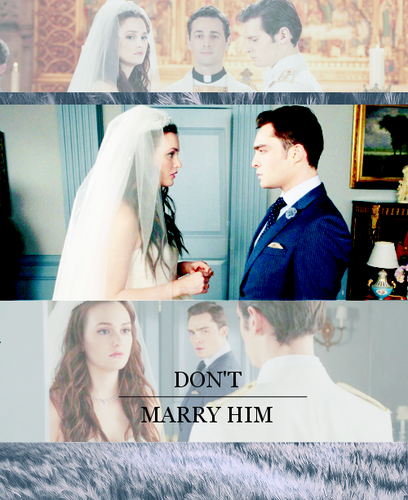 don't marry him
