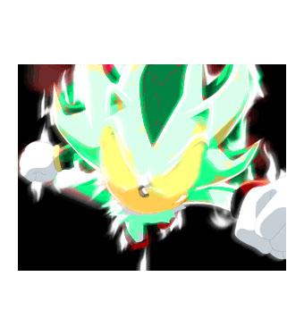 smaragd, emerald the hedgehog chaos mode