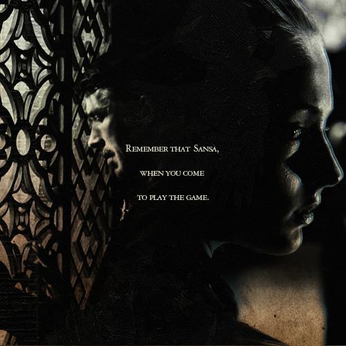 Petyr & Sansa