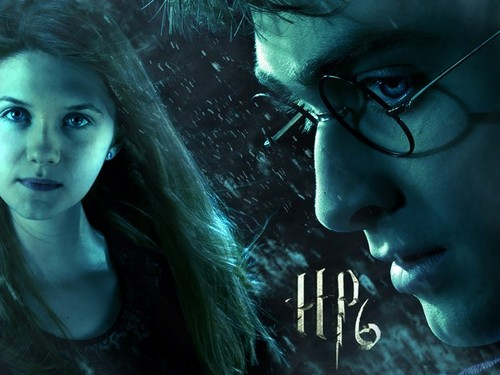 harry and Ginny poster