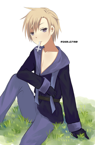 hetalia - axis powers Norway