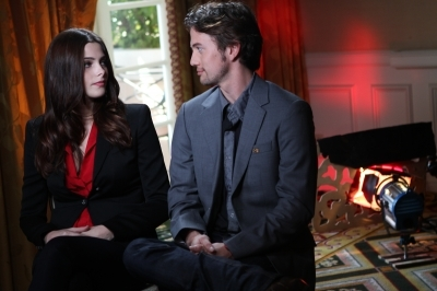 Jackson Rathbone & Ashley Greene wallpaper with a business suit, a suit, and a three piece suit entitled jackson and ashley