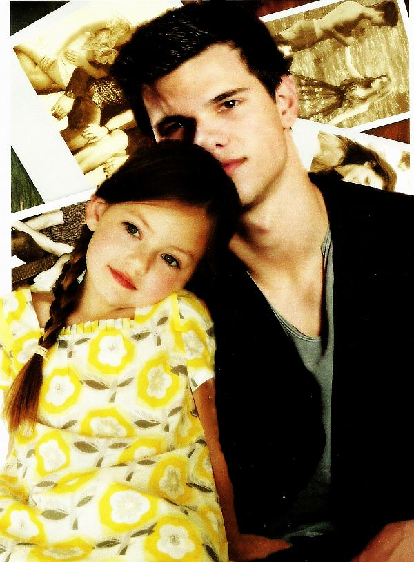jacob and nessie - photo #3