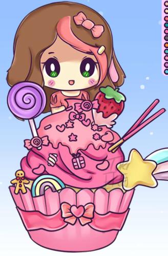 my own cupcake