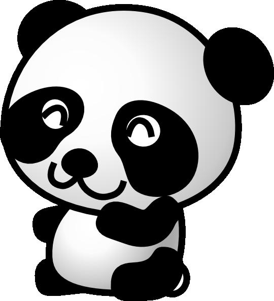 cartoon pandas pandas
