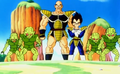 saibamen - dragon-ball-z screencap