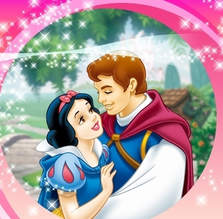 snow white/prince