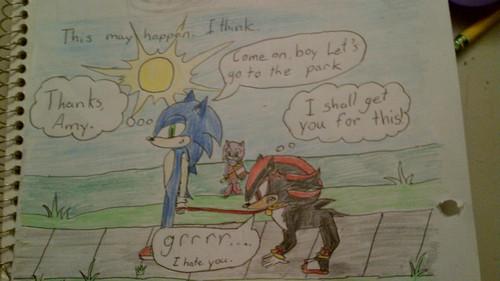 sonic's revenge