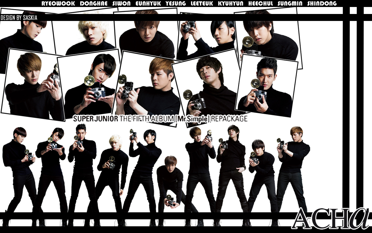 Super Junior super junior a-cha