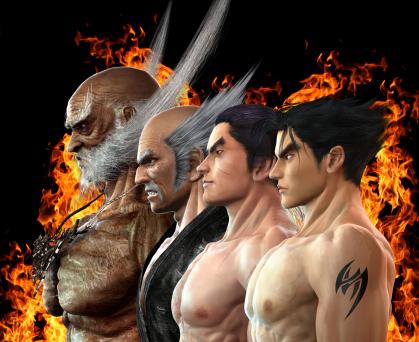 Tekken <3