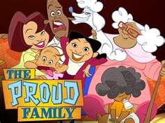 The Proud Family wallpaper with anime titled the proud family 2
