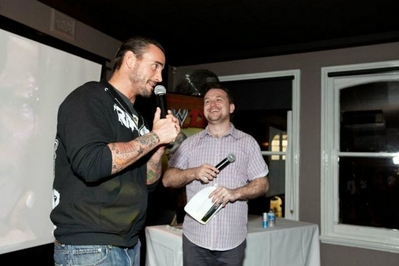 ummerslam DVD&WWE12 Launch party
