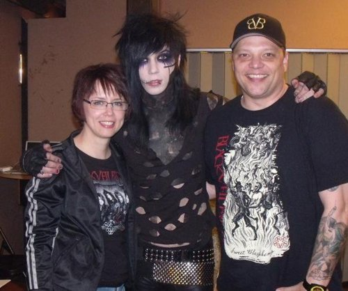 <3Andy & His Parents<3