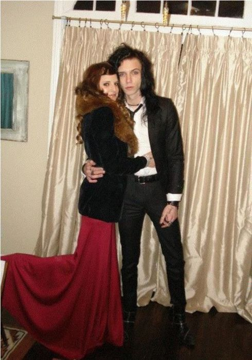 Andy Biersack inspired. | Fashion, Andy biersack, Punk outfits  |Andy Sixx Dress